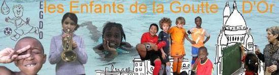 Les Enfants de Goutte d'Or soutenus par la Fondation Financière de l'Echiquier
