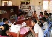 L'orphelinat de Preah Vihear au Cambodge