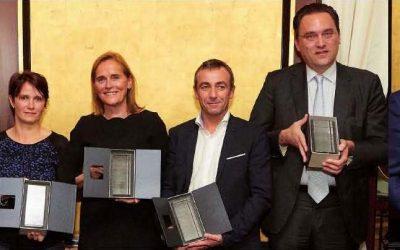 Prix de la Philanthropie pour la fondation Financière de l'Échiquier