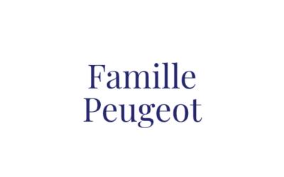 Famille Peugeot