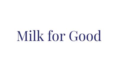 Milk for Good